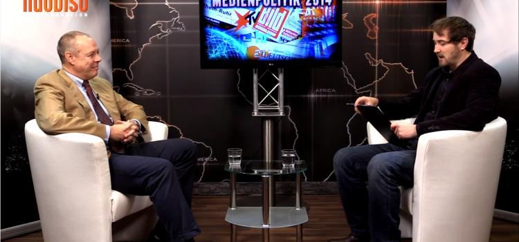 Christoph Hörstel erläutert: Infokrieg 4.0 – zum Start von POWERBREAKER